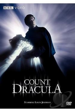 Count Dracula DVD Cover Art