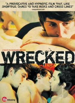 Wrecked DVD Cover Art