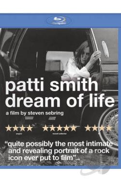 Patti Smith - Dream of Life BRAY Cover Art