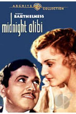 Midnight Alibi DVD Cover Art