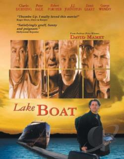 Lakeboat DVD Cover Art