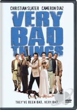 Very Bad Things DVD Cover Art