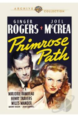 Primrose Path DVD Cover Art