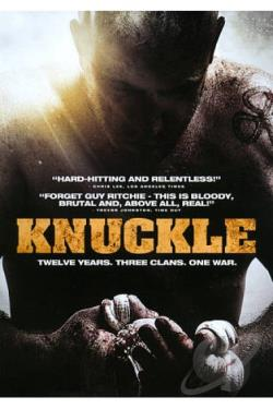 Knuckle DVD Cover Art