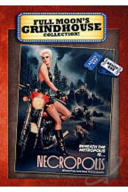 Necropolis DVD Movie | Get it Now at CD Universe