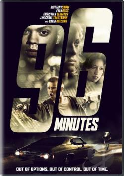 96 Minutes DVD Cover Art