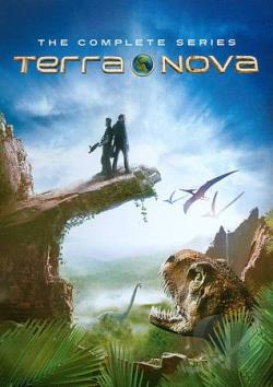 Terra Nova - The Complete Series DVD Cover Art