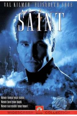 Saint DVD Cover Art