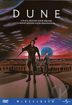 Dune DVD Cover Art
