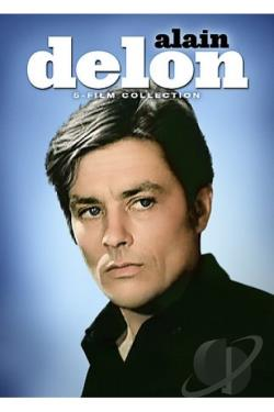 Alain Delon Collection DVD Cover Art