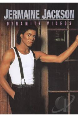 Jermaine Jackson - Dynamite Videos DVD Cover Art