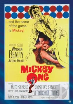 Mickey One DVD Cover Art