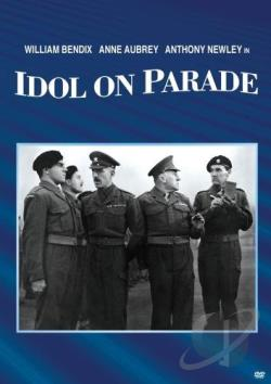 Idle on Parade DVD Cover Art