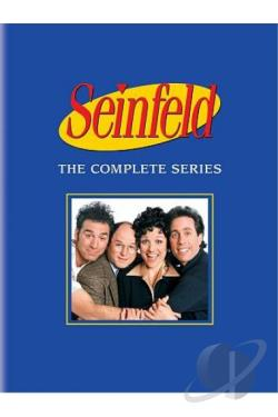 Seinfeld - The Complete Series Box Set DVD Cover Art