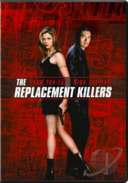 Replacement Killers DVD Cover Art