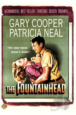 Fountainhead DVD Cover Art