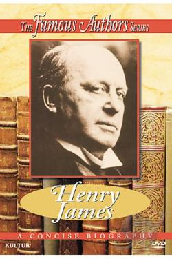 Famous Authors Series, The - Henry James DVD Cover Art