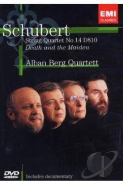 Schubert: Quartet In D Minor/Death And The Maiden DVD Cover Art