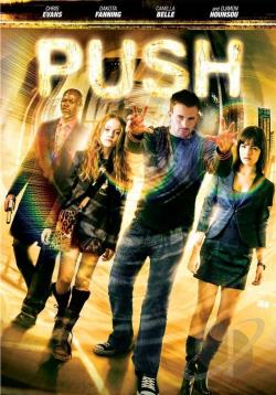 Push DVD Cover Art