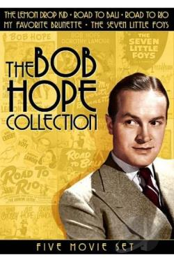 Bob Hope Collection DVD Cover Art