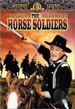 Horse Soldiers DVD Cover Art