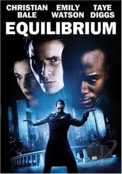 Equilibrium DVD Cover Art