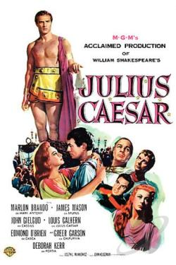 Julius Caesar DVD Cover Art