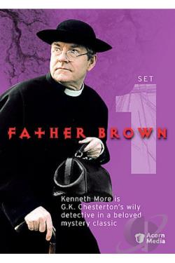 Father Brown - Set 1 DVD Cover Art