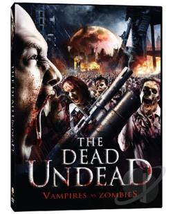 Dead Undead DVD Cover Art