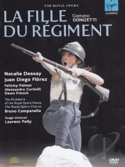regiment dessay With natalie dessay, juan marie, lost as a baby, was found and raised by the local regiment tonio donizetti: la fille du régiment (29 jun 2008.