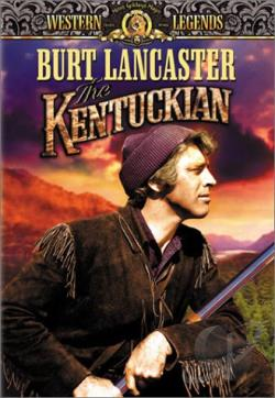 Kentuckian DVD Cover Art