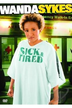 Wanda Sykes - Sick & Tired DVD Cover Art