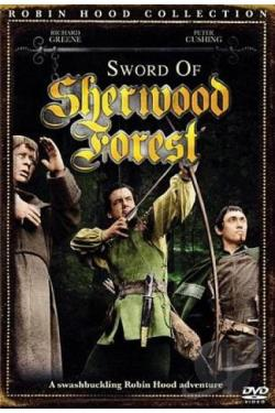 Sword of Sherwood Forest DVD Cover Art