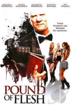 Pound of Flesh DVD Cover Art