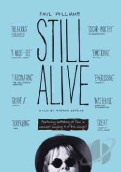 Paul Williams Still Alive DVD Cover Art