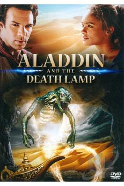 Aladdin and the Death Lamp DVD Cover Art