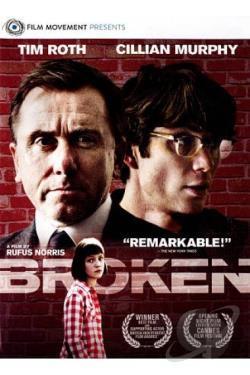 Broken DVD Cover Art