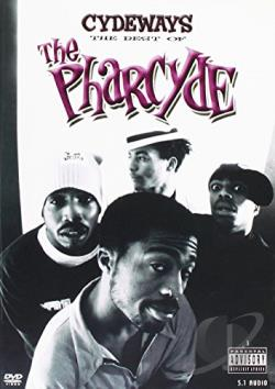 Pharcyde - Cydeways - The Best of The Pharcyde DVD Cover Art