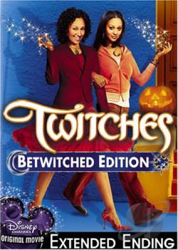 twitches dvd movie