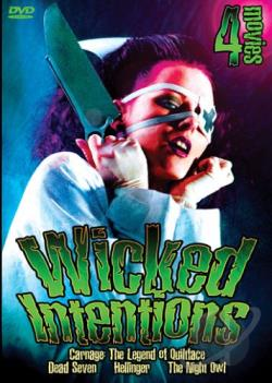 Wicked Intentions DVD Cover Art