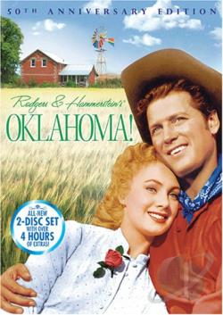 Oklahoma! DVD Cover Art