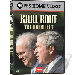 Frontline - Karl Rove: The Architect DVD Cover Art