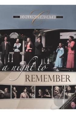 Kim Collingsworth: A Night to Remember DVD Cover Art