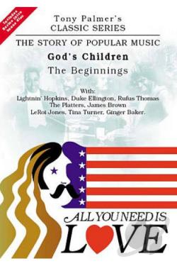 All You Need Is Love Vol. 1: God's Children - The Beginnings DVD Cover Art