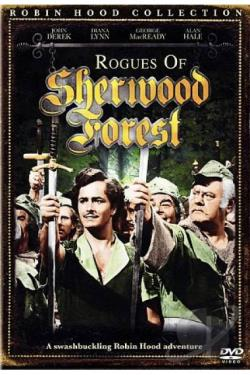 Rogues of Sherwood Forest DVD Cover Art