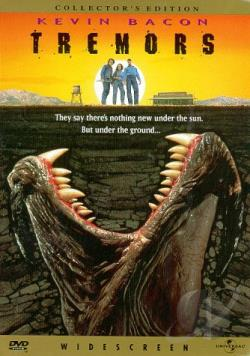 Tremors DVD Cover Art