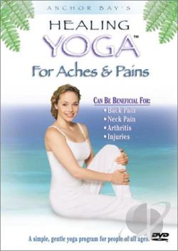 Healing Yoga: Aches & Pains DVD Cover Art