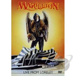 Marillion - Live From Loreley DVD Cover Art