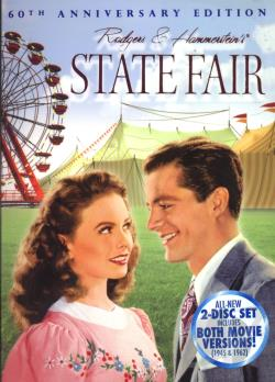 State Fair (1945)/State Fair (1962) DVD Cover Art