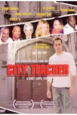 City Teacher DVD Cover Art